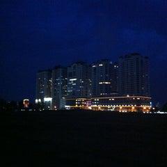 Photo taken at Câu Cá Phú Thọ by Bach Cu Dzi on 4/22/2012