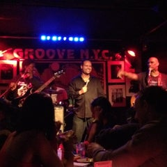 Photo taken at Groove NYC by Neha S. on 3/30/2012