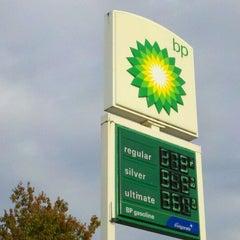 Photo taken at BP by Karen D. on 10/11/2011