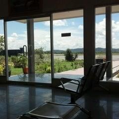 Photo taken at Bandara H. A. S. Hanandjoeddin (TJQ) by Adhy P. on 4/12/2012