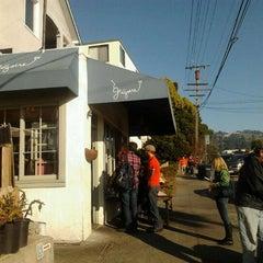 Photo taken at Gregoire Berkeley by Marcel R. on 1/3/2012