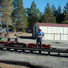 Photo taken at Eastern Cascades Model Railroad Club by Nate R. on 10/8/2011