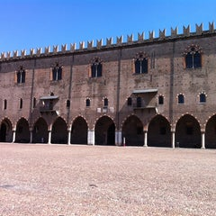 Photo taken at Palazzo Ducale by Ted W. on 8/9/2011