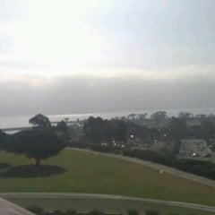 Photo taken at Laguna Cliffs Marriott Resort & Spa by Rebecca M. on 1/7/2012