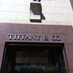 Photo taken at Tiffany & Co. by Marc K. on 3/3/2012