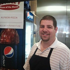 Photo taken at George's Pizza & Gyros by Denise M. on 2/1/2012