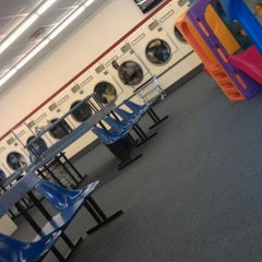Photo taken at Spring Clean Laundry by Big Redd on 3/22/2012