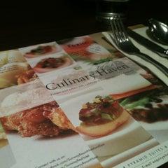 Photo taken at Atrium Lounge by Asura N. on 8/9/2012