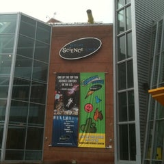 Photo taken at Maryland Science Center by Josh G. on 8/14/2011