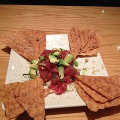 Photo taken at BJ's Restaurant and Brewhouse by Deanna M. on 11/23/2011