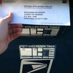Photo taken at U.S. Post Office by James on 5/13/2012