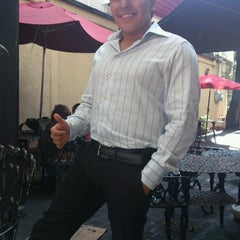 Photo taken at Cafetería by Roberto G. on 6/25/2012