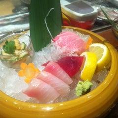 Photo taken at Nobu by Lesya B. on 9/7/2012