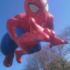 Photo taken at Macy's Thanksgiving Day Parade by Casey G. on 11/24/2011