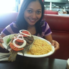 Photo taken at Mikasa Restaurant by Shelly C. on 9/11/2012