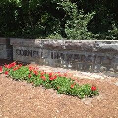 Photo taken at Cornell University by Ian P. on 6/7/2012
