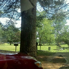 Photo taken at Greeley Park by Jamie C. on 6/18/2011