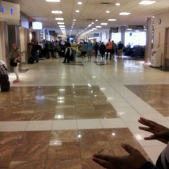 Photo taken at Concourse B by toby s. on 5/27/2012