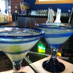 Photo taken at On The Border Mexican Grill & Cantina by Krystal E. on 8/25/2011
