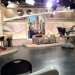 Photo taken at Windy City LIVE @ WLS ABC7 Studios by Eric I. on 6/20/2012