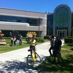 Photo taken at Googleplex - 44 by Elie P. on 6/28/2012