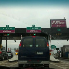 Photo taken at Baltimore Harbor Tunnel by Dirty D. on 3/25/2012