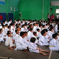 Photo taken at SMPN 4 Denpasar by Mawar L. on 6/17/2012