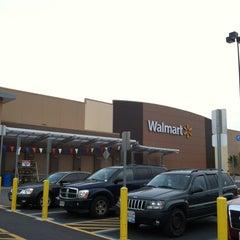 Photo taken at Walmart by Adam T. on 5/26/2012