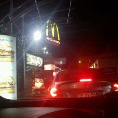 Photo taken at McDonald's by Javi _. on 10/10/2011