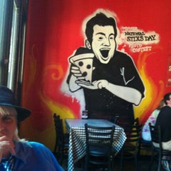 Photo taken at HotBox Pizza by Molly M. on 8/22/2011
