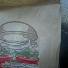 Photo taken at Burger King® by Dani G. on 9/12/2011