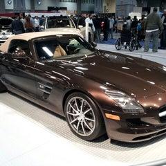 Photo taken at Washington D.C. Auto Show by Steve G. on 1/29/2012