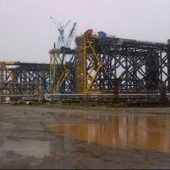 Photo taken at Sime Darby Engineering, Telok Ramunia. by FJ S. on 11/5/2011