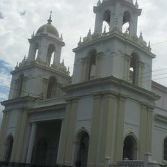 Photo taken at Santo Domingo by Eddie V. on 6/30/2012