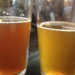 Photo taken at Jem's Beer Factory by Dor H. on 3/15/2012