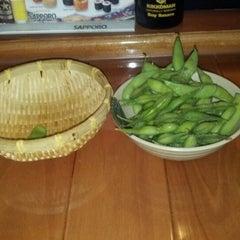 Photo taken at Izumi Japanese Steak House & Sushi Bar by Alissa B. on 1/28/2012