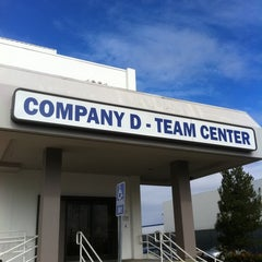 Photo taken at Company D & Team Center by Benny B. on 1/3/2011