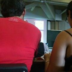 Photo taken at Medicina - Universidad de Navarra by Aitor G. on 9/15/2011