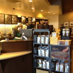 Photo taken at Starbucks by Mike R. on 2/16/2012