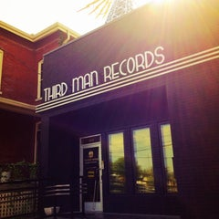 Photo taken at Third Man Records by Zack L. on 8/26/2012