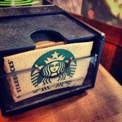 Photo taken at Starbucks by Erik on 8/20/2012