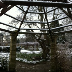 Photo taken at Sexby Garden by Kate W. on 2/10/2012