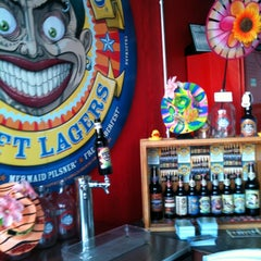 Photo taken at Coney Island Brewing Company by Jess G. on 7/21/2012