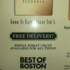 Photo taken at The Upper Crust Pizzeria by Rick R. on 6/25/2012
