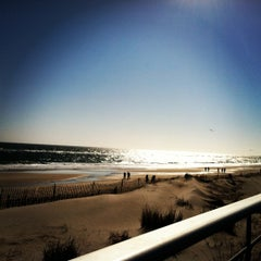 Photo taken at Robert Moses State Park - Field 5 by Danielle C. on 3/11/2012