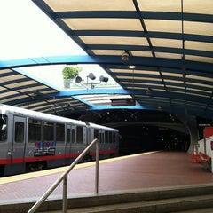 Photo taken at West Portal MUNI Metro Station by Rosemarie M. on 5/21/2012