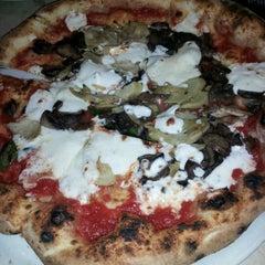 Photo taken at Kesté Pizza & Vino by Ruben G. on 6/17/2012