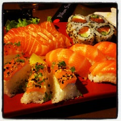 Photo taken at Nihon Sushi by Patricia M. on 7/24/2012