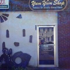 Photo taken at Yum Yum Shop by Masha K. on 8/28/2012