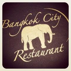 Photo taken at Bangkok City by Jean M. on 7/13/2012